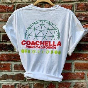 Official Coachella 2017 | XL Festival T-Shirt